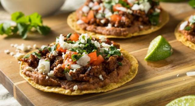 Tostadas, ovvero come i messicani riciclano le Tortillas