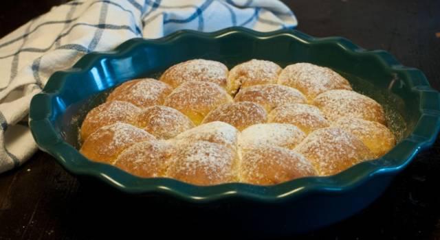 Il danubio dolce è una vera golosità, buonissimo anche senza glutine!