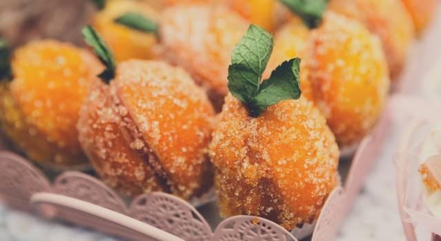 Le pesche dolci sono strepitose, soprattutto se preparate con la ricetta vegan