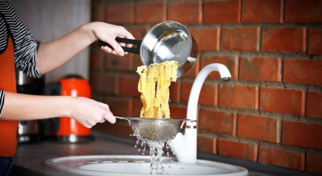 Come raffreddare la pasta correttamente? Trucchi e consigli