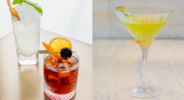 Dalle passerelle, al bar: ecco i cocktail di Armani