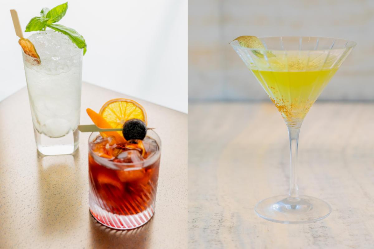 Cocktail Armani