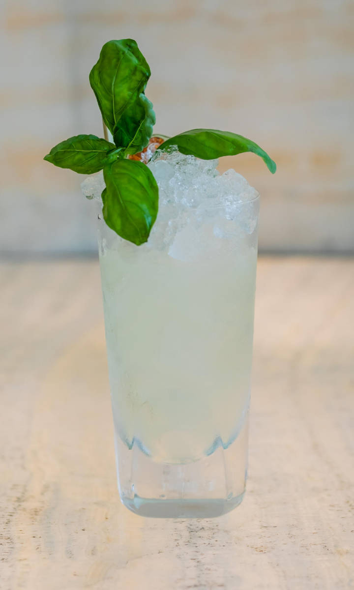 Cocktail Armani Privé