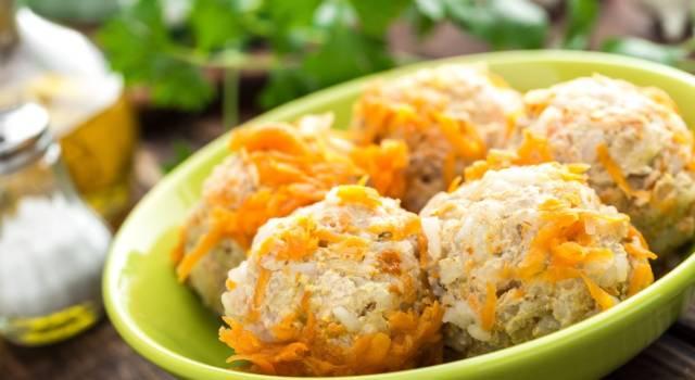 La ricetta della polpette di carote: da provare!