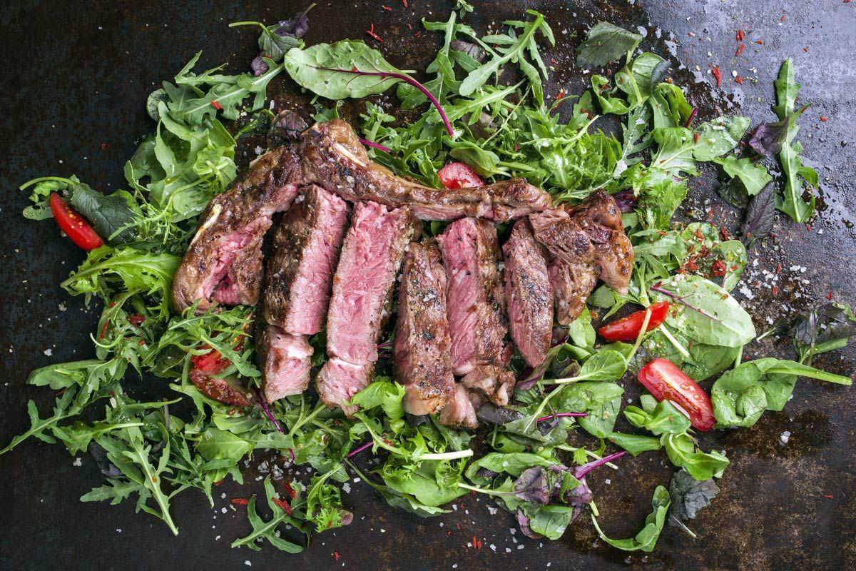 Tagliata di manzo ricetta consigli e tutti i passaggi for Cucinare tagliata