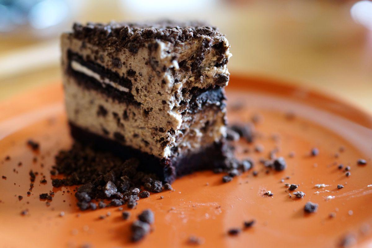 torta Oreo e Nutella