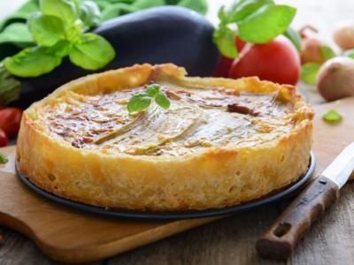 Stanchi delle solite ricette? Provate le nostre torte salate estive