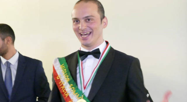 Chi è Mattia Antonio Cianca, il miglior Sommelier italiano Aspi 2019