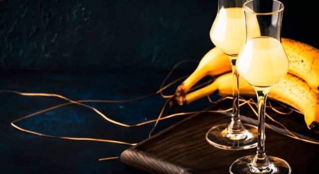 Bananino, il liquore alla banana più buono di sempre