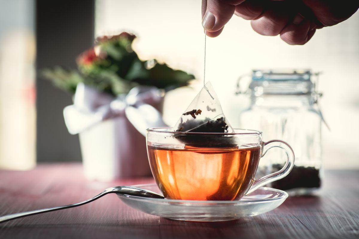Bustina di tè