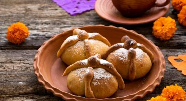 Andiamo alla scoperta della tradizione messicana con il pan de muerto