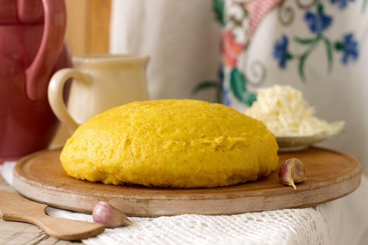 polenta senza glutine