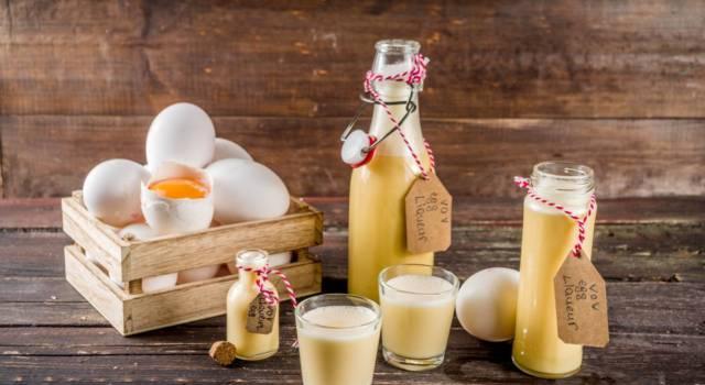 Cosa… Vov più dalla vita? Ecco come preparare il liquore all'uovo veneto!
