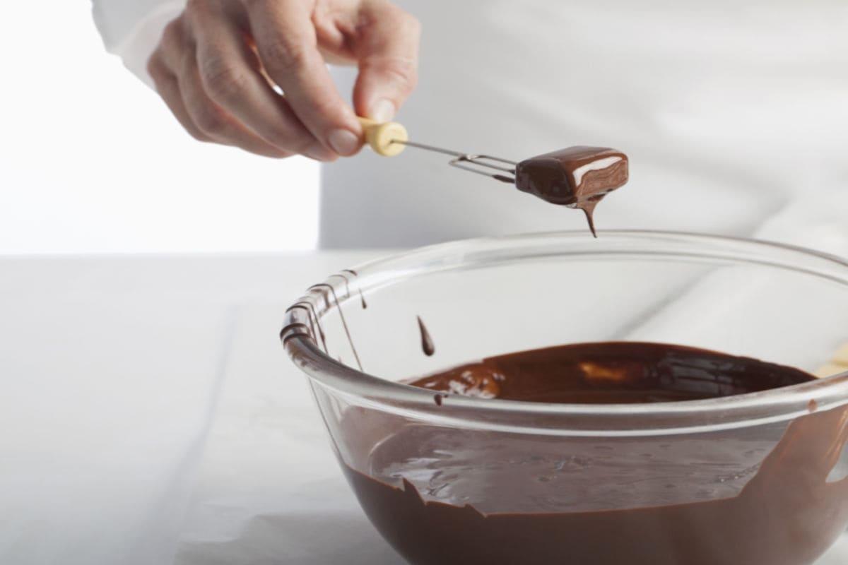 Cioccolatini al Parmigiano