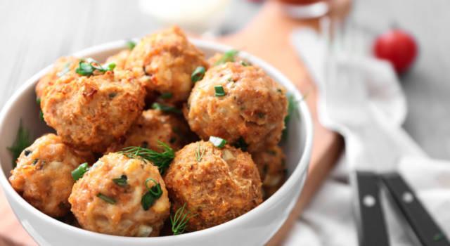 Ricetta delle polpette di pollo: semplicemente deliziose!