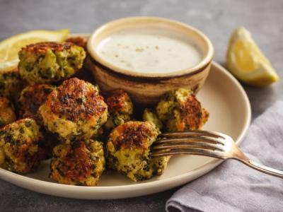 Polpette di soia con broccoli: quando leggerezza e croccantezza si incontrano!