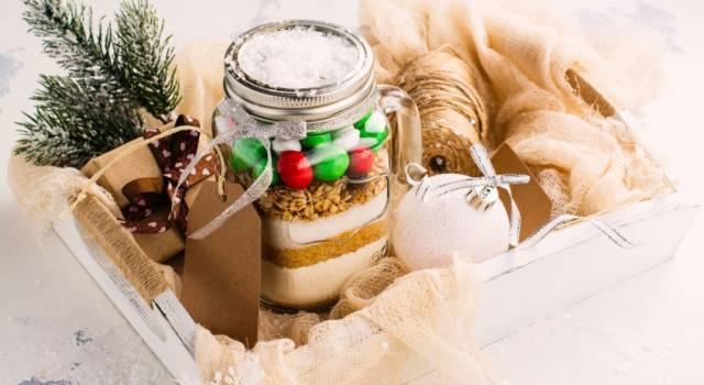 Avete mai provato queste ricette in barattolo da regalare a Natale?