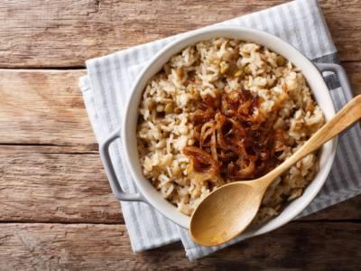Risotto con lenticchie e cotechino: finalmente una ricetta di Natale originale!