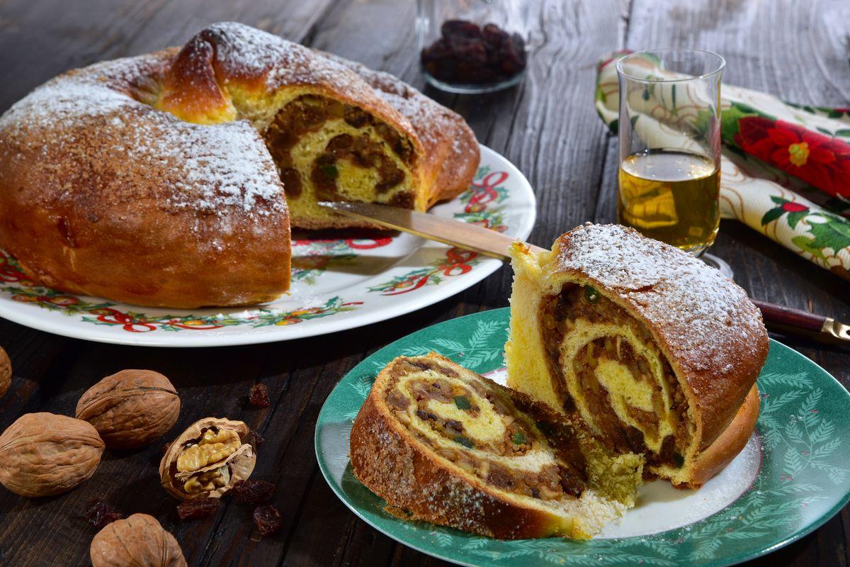 Torta Gubana