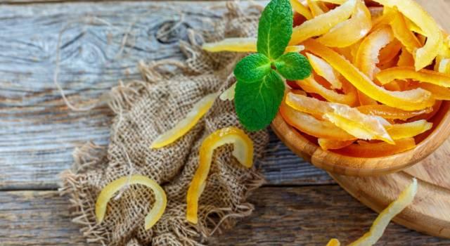 Arance candite: un dolcetto sfizioso da gustare in ogni occasione