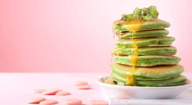 Buonissimi pancakes al kiwi: l'ideale per una colazione sana e genuina!