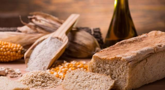 Pane di grano saraceno alle cipolle
