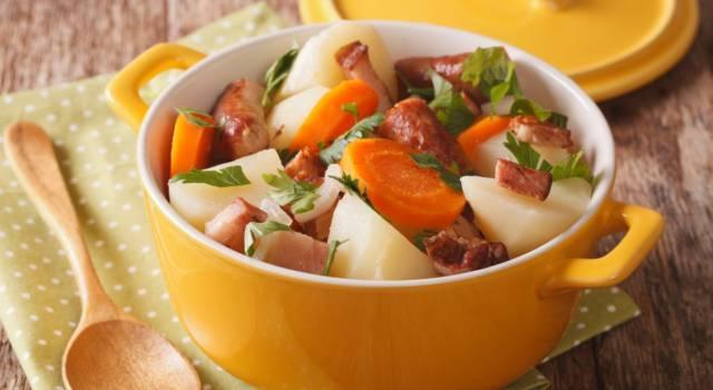 Rape e salsiccetta: un piatto tipico piemontese da non perdere per nessun motivo!