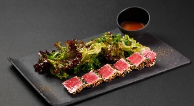 Tataki di tonno: il piatto della tradizione giapponese pronto in soli 2 minuti!