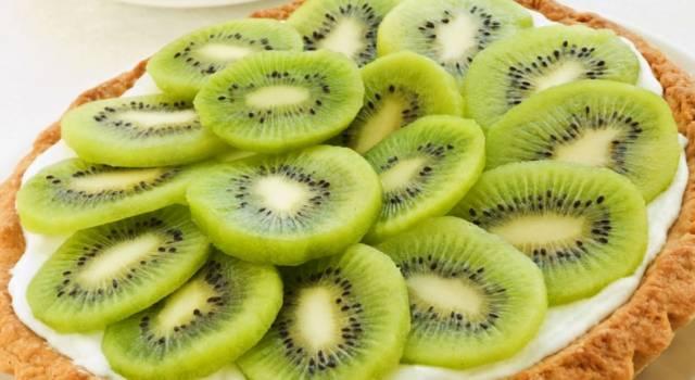 Torta di kiwi: un dessert fresco, colorato e delizioso!