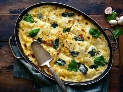 Facciamo insieme le lasagne al pesto: sono strepitose!
