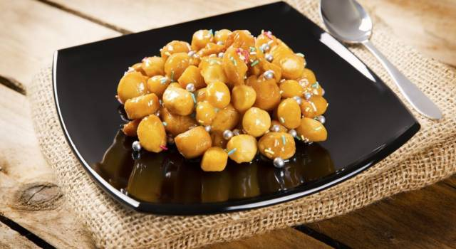 Mpagnuccata siciliana: un dolce tradizionale per Carnevale
