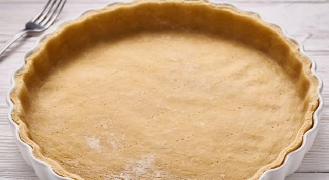 Pasta frolla senza glutine: golosa e adatta anche ai celiaci
