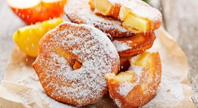 La ricetta della nonna per delle frittelle di mele perfette!