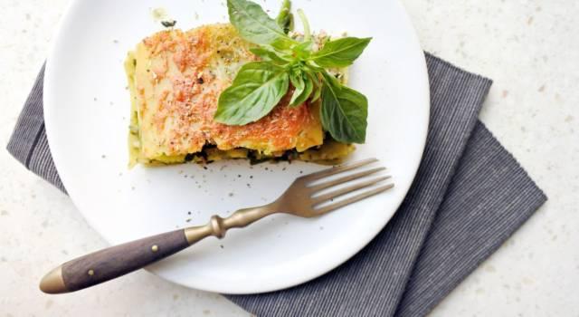 Ecco le lasagne con zucchine più cremose che ci siano
