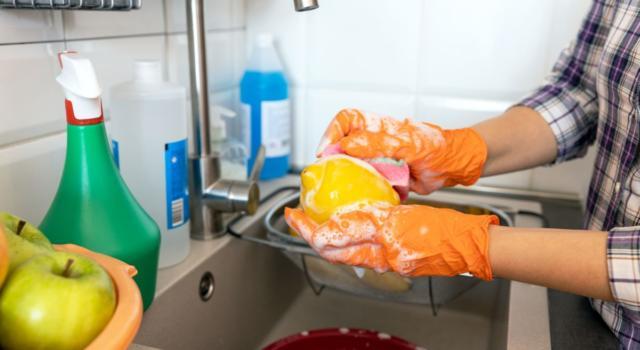 Come disinfettare frutta e verdura in modo naturale