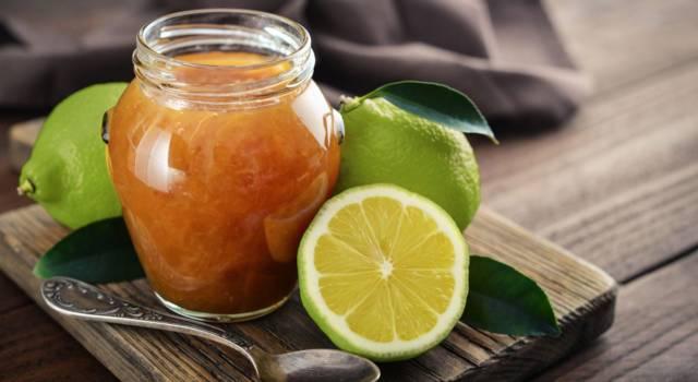 Profumata marmellata di bergamotto: la ricetta originale calabrese