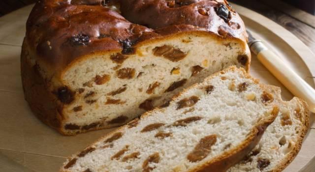 Pandolce basso genovese: un dolce tradizionale!