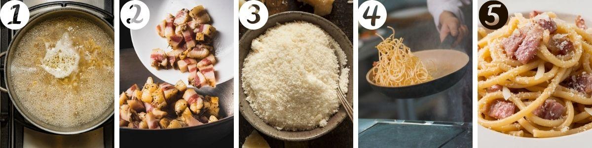 come fare la pasta alla gricia