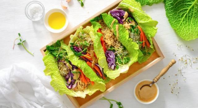 Scopriamo i tacos di verza, una ricetta veg che vi conquisterà!