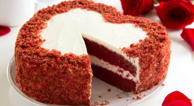 Un dolce speciale per San Valentino? Ecco la torta a cuore!
