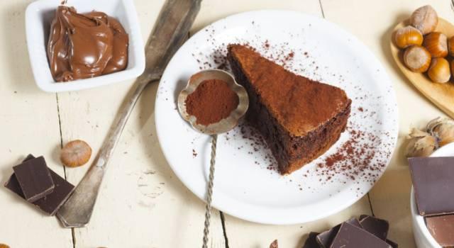 Come preparare l'irresistibile torta alla Nutella