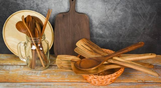 Taglieri e utensili in legno: una guida pratica per pulirli