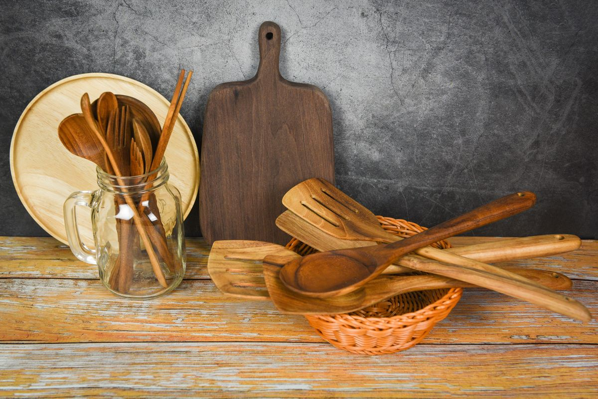 Utensili di legno