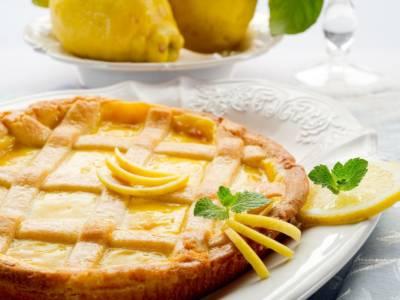 Crostata al limone: un dolce classico ma sempre buono!