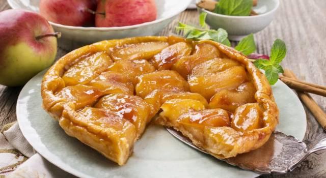 Nata da un errore, la tarte tatin è uno dei dolci più apprezzati