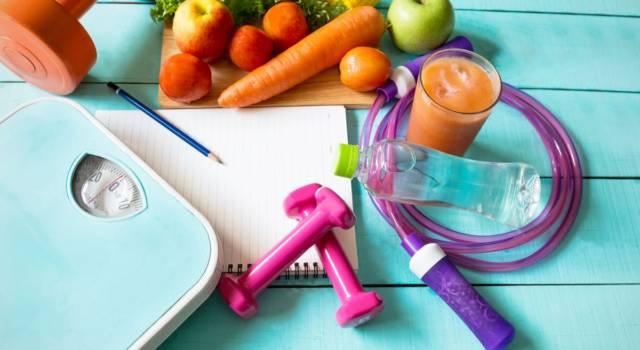 Fase 2 e alimentazione: tutti a dieta dopo la quarantena