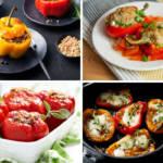 Tutti i modi di fare i peperoni ripieni, una ricetta sempre sfiziosa!