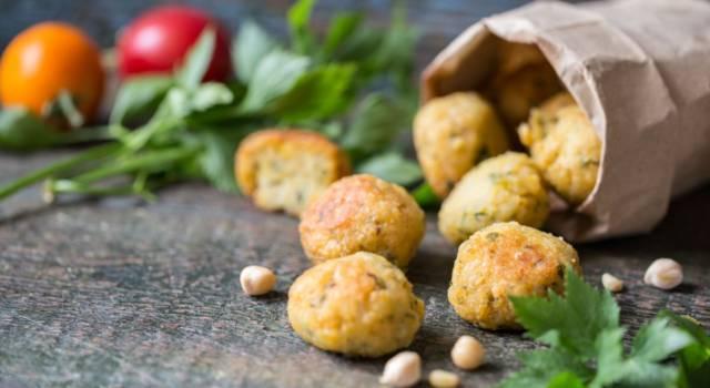 Polpette di ceci: una ricetta gustosa e invitante!