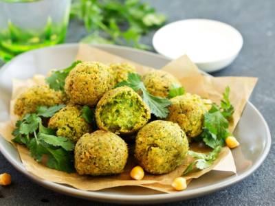 Sfiziose polpette di verdure al forno senza glutine