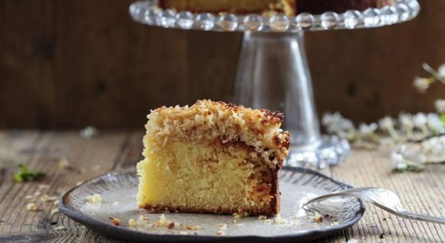 Danish dream cake, la torta al cocco più golosa di sempre